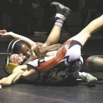 Anderson wrestlers take down Alexandria