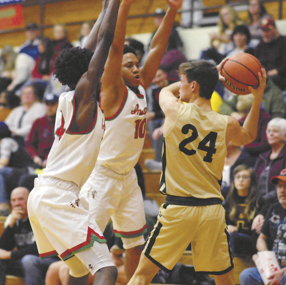 Anderson claims third place with win over Lapel
