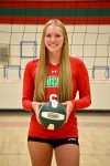 Swanson named Academic All State!