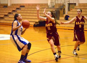 Discipline leads Lady Tigers over APA