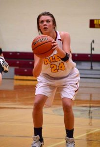 Lady Tigers fall to Marion