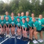 Tennis Competes at Smash Cancer Tournament