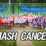 Girls Tennis Smash Cancer Invite