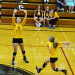 Volleyball Looking to Make History Saturday