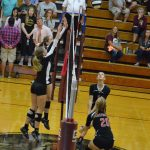 Varsity Volleyball Starts Postseason Play Thursday vs Frankton