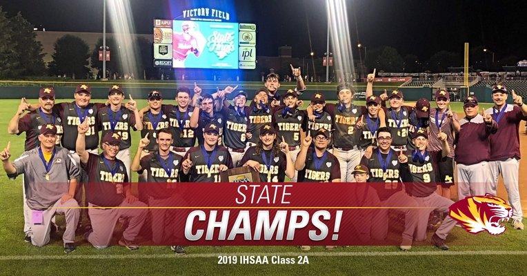 2019 State Champions!!!!