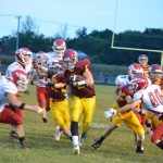 Tiger Football Begins Tournament Journey Friday Night at Elwood