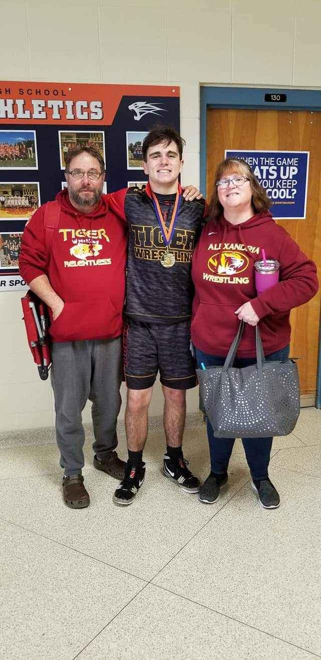 "Tiger Athlete Stories – Part 1- Dan ""The Man"" Snyder"