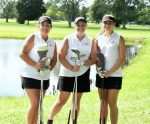 Girls Golf Compete in Sectional Action Tomorrow