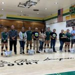 JV Falls, Varsity Wins in 3 & Celebrates Senior Night