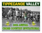 VALLEY CROSS COUNTRY INVITE THIS MORNING AT 9AM.