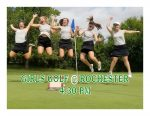 TONIGHT: Girls Golf @ Rochester