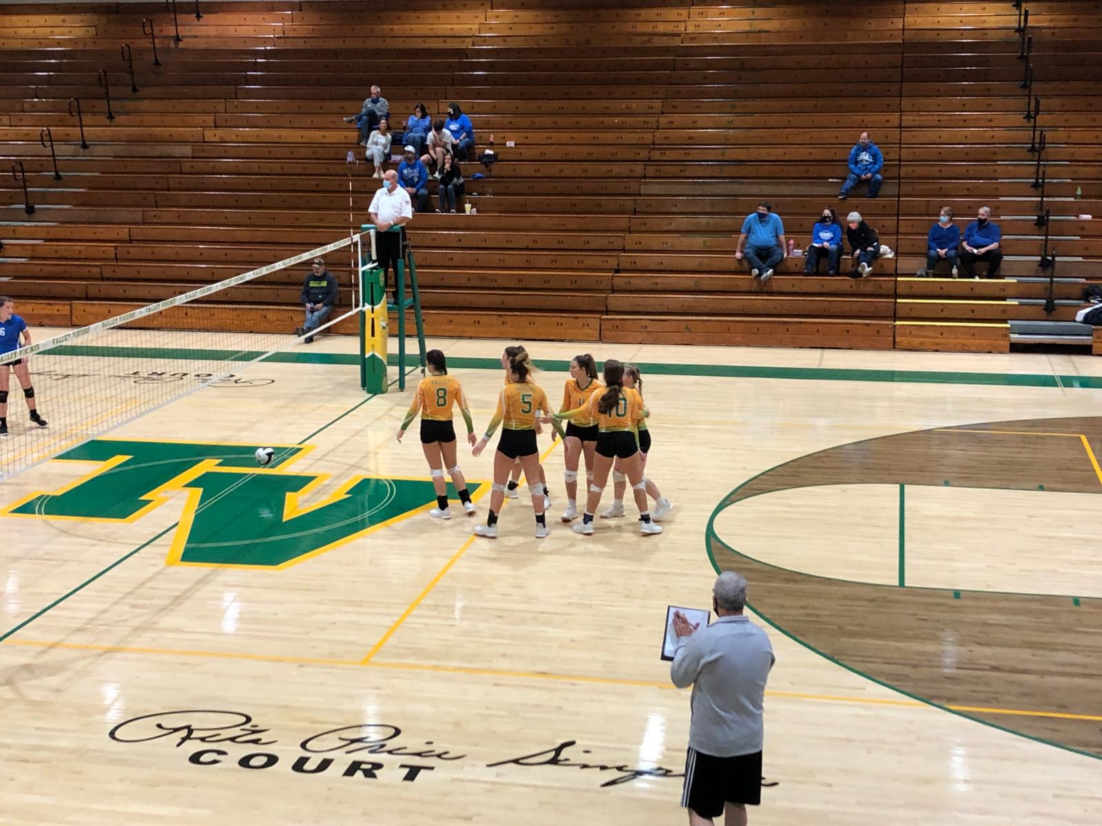 PHOTOS: Valley Round-Robin Volleyball Tournament