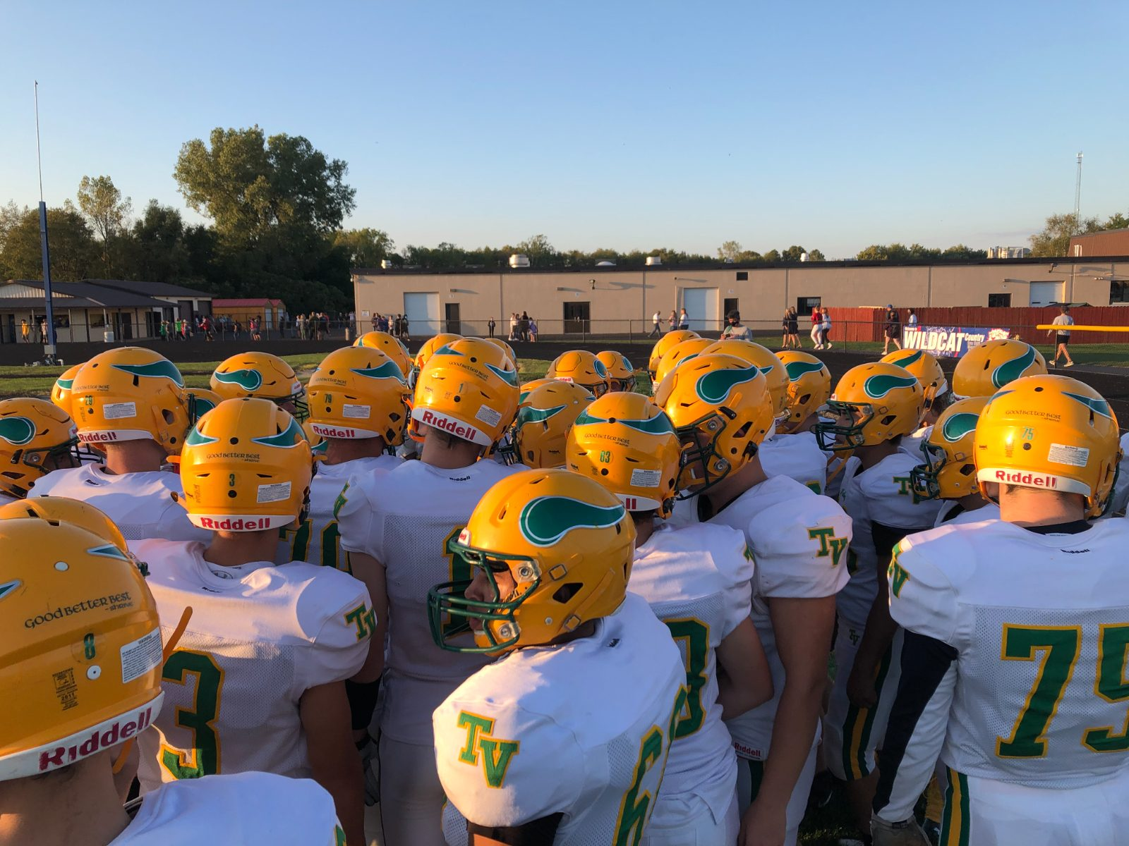 PHOTOS: Football @ Whitko 9/25/2020