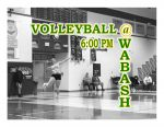 TONIGHT: Volleyball @ Wabash (at OJ Neighbors Elementary)
