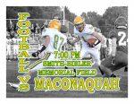 TONIGHT: Football vs Maconaquah