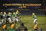 TONIGHT: C-Team Football @ Maconaquah