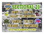 TONIGHT: IHSAA Volleyball Sectional 21 Round 1