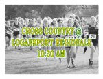 TODAY: Cross Country @ Logansport Regionals