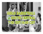 TONIGHT: Girls Basketball @ South Central – Varsity Only