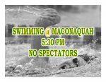 TONIGHT: Swimming @ Maconaquah + Streaming Link