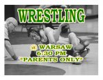 TONIGHT: Wrestling @ Warsaw + Streaming Link