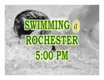 TONIGHT: Swimming @ Rochester + Streaming Link