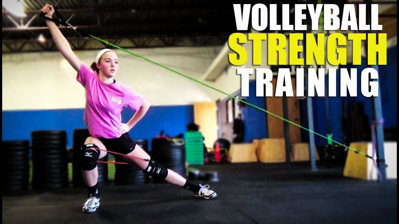 Volleyball Summer Strength and Conditioning
