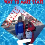 2 CCSMS Swimmers to STATE!