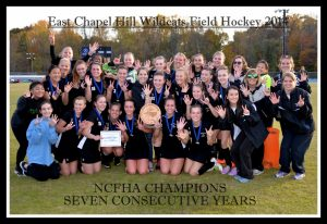 Wildcat Field Hockey's 7th Championship