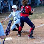 East Chapel Hill Softball beat Jordan 13-3