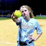 Softball:  Wildcats maul Falcons, 22-3