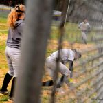 Softball: East 11, Person 3