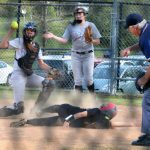 Softball:  East 16, Cedar Ridge 1 (4) [game 2]