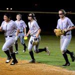 Softball:  East 4, Northern 3