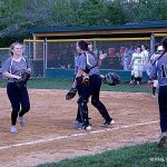 Girls Varsity Softball beats Northwood 3 – 2