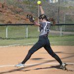 Girls Junior Varsity Softball beats Chapel Hill 17 – 7