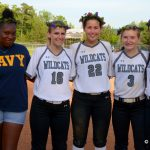 Girls Varsity Softball beats vs Chapel Hill HS 23 – 0