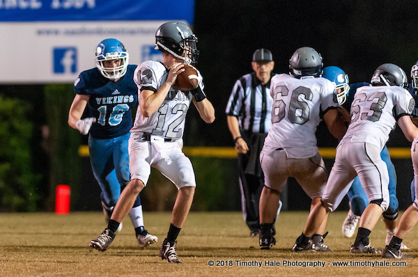 Football | View from Union Pines Sidelines 9.28.2018