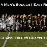 Soccer vs Chapel Hill | 3A East Regionals | W 11.14.2018