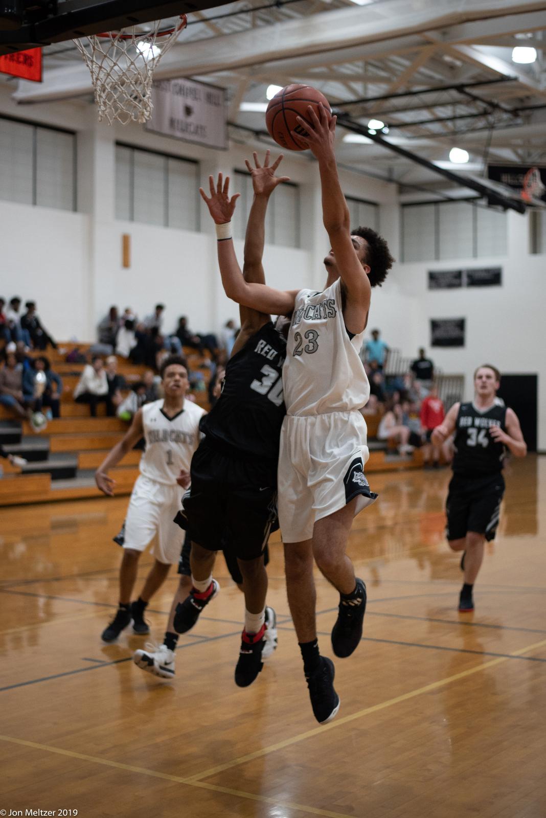 Basketball vs Cedar Ridge | F 2.8.2019