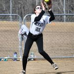 Softball:  Panthers are the Big Cat, beat East 12-0 in 5 innings