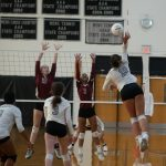 Volleyball vs Cedar Ridge | F 9.20.2019