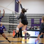 Volleyball at Riverside | M 10.14.2019