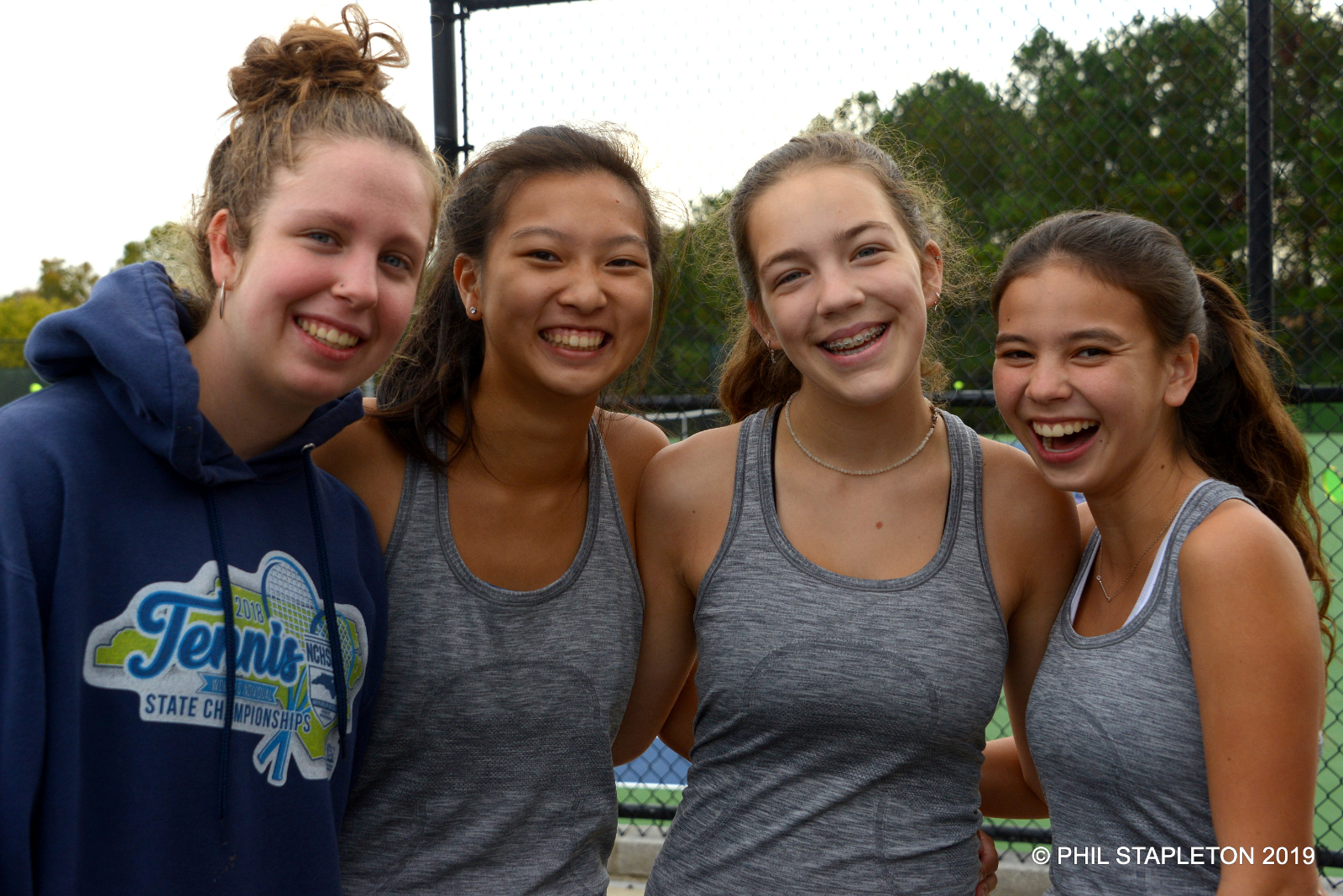 Tennis @ Doubles 3A States | F – ST 10.25-26.2019