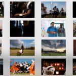 Wildcat Football 2019 (as seen through the lens of UNC's Alicia Carter)