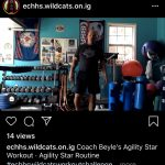 Coach Beyle's Workouts | Agility Star