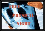 Free Physical Night | Jan 13 | Reservations Required