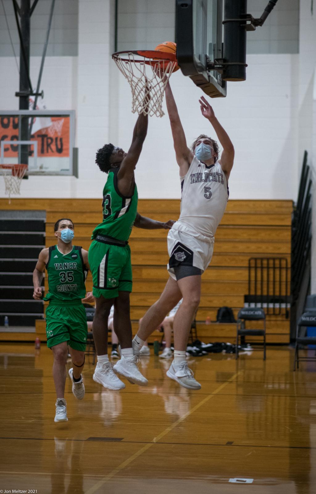 Basketball vs Vance County | TU 02.09.2021
