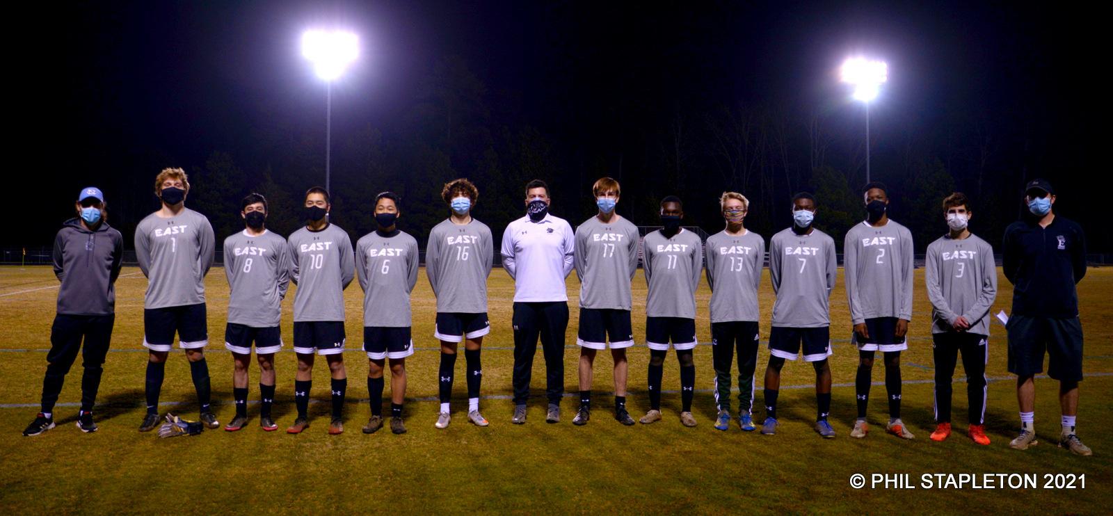 Wildcat Men's Soccer vs Cedar Ridge – Senior Night | TU 02.09.2021